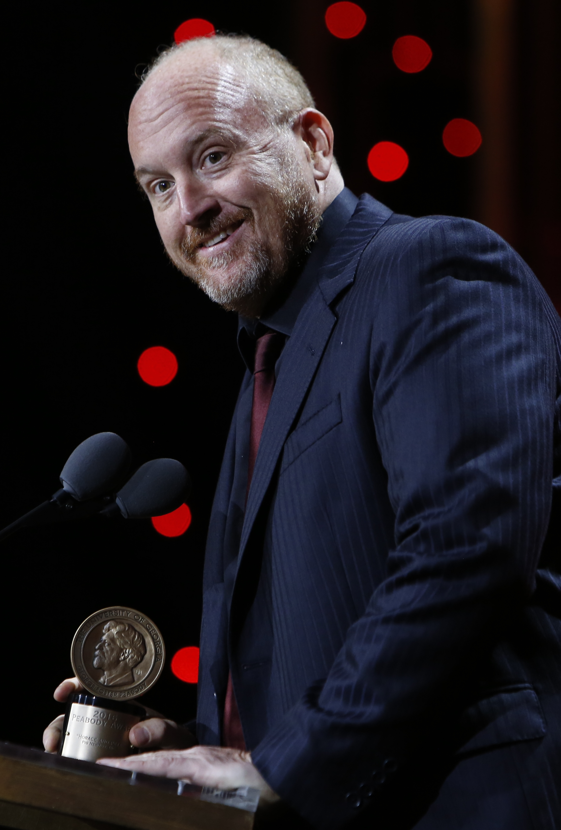 Theyre lying about Louis C.K.: Hes right about Common